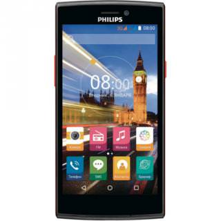 Фото - Philips S337 (Black-Red)