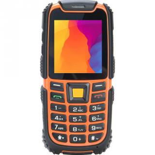 Nomi i242 X-Treme (Black-Orange)