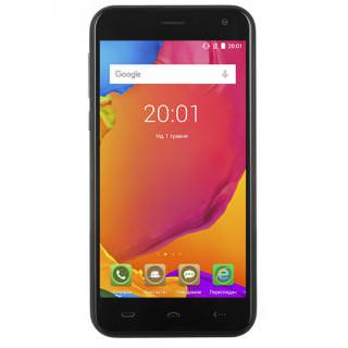 Фото - Ergo Best A500 Dual Sim (Dark Grey)