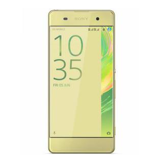 Sony F3216 Xperia XA Ultra 16GB Dual Lime Gold