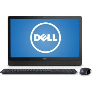 Фото - DELL Inspiron 24-3455a AMD A6-7310 8GB 1TB 23.8 in Touchscreen Black