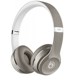 Фото - Beats by Dr. Dre Solo2 Luxe Edition Silver (MLA42) (US)