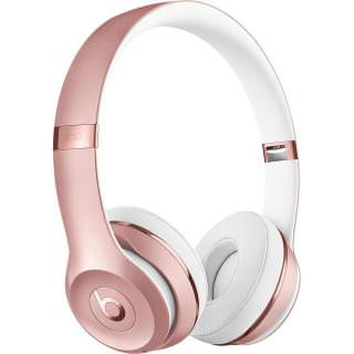 Фото - Beats by Dr. Dre Solo 3 Wireless Rose Gold (MNET2) (US)