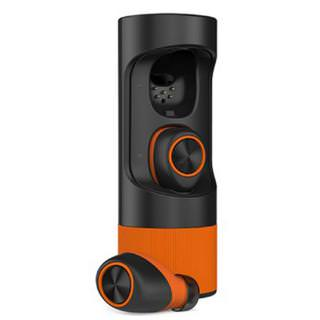 Фото - Motorola Verve Ones+ Wireless Smart Earbuds Orange Black (US)