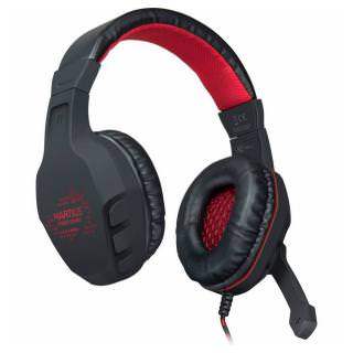 Фото - Speed-Link MARTIUS Stereo Gaming Headset Black (SL-860001-BK)