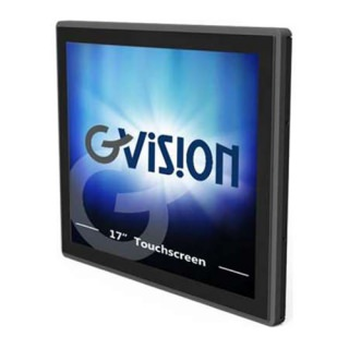 GVISION R17ZH-OB-45P0 17in TouchScreen