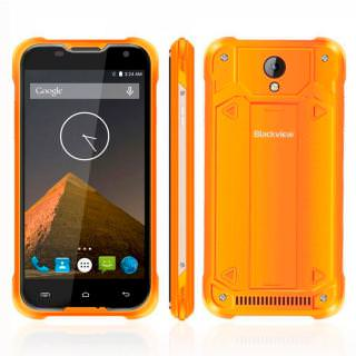 Фото - Blackview BV5000 Orange