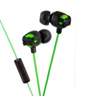 JVC XTREME In-Ear Headphone HAFR201G Green