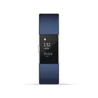 Фото - Fitbit Charge 2 (Blue)