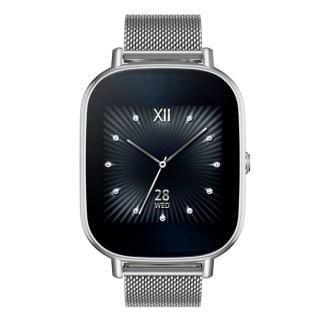 Фото - ASUS Zen Watch 2 WI502Q Stainless Steel (Silver / Metal Silver) (US)
