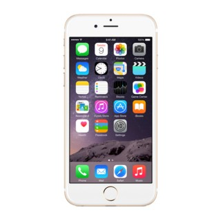 Фото - Apple iPhone 6 64GB Gold F ( не работает TouchID)
