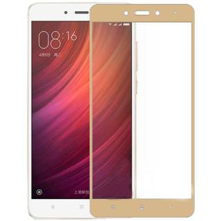 MIAMI Защитное стекло Full Screen Xiaomi Redmi 4 Gold