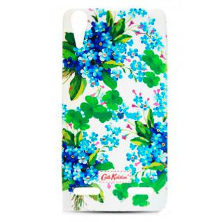 Фото - CATH KIDSTON Diamond Silicone Xiaomi Redmi 4 Romantic Blue