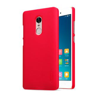 Фото - NILLKIN Super Frosted Shield Xiaomi Redmi Note 4x Red