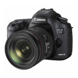 Canon EOS 5D Mark III kit (24-70mm f/4) (US)