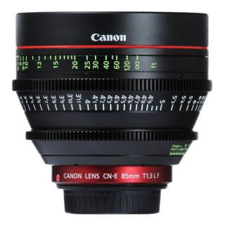 Фото - Canon CN-E 85mm T1.3 L F (US)
