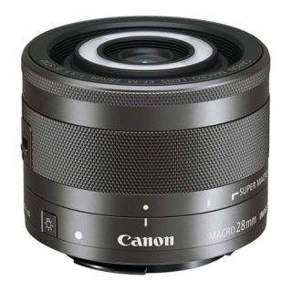 Фото - Canon EF-M 28mm f/3.5 Macro IS STM (US)