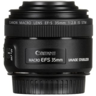Фото - Canon EF-S 35mm f/2.8 Macro IS STM (US)