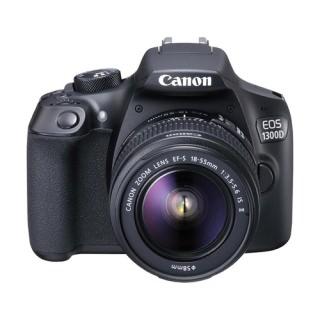 Canon EOS 1300D kit (18-55mm) EF-S IS II (US)