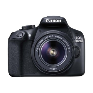 Фото - Canon EOS 1300D kit (18-55mm) EF-S IS II (US)