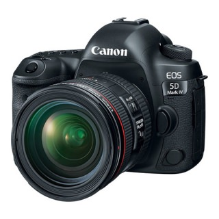 Фото - Canon EOS 5D Mark IV kit (24-70mm f/4) L IS USM (US)