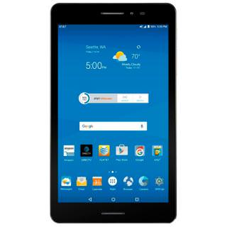 ZTE Trek 2 HD LTE Black F (Уценка, нет русского языка)