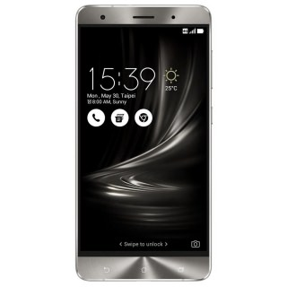 Asus Zenfone 3 Deluxe ZS570KL 64GB 4GB Dual SIM Silver (US)