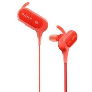 Фото - Sony MDR-XB50BS Red (US)