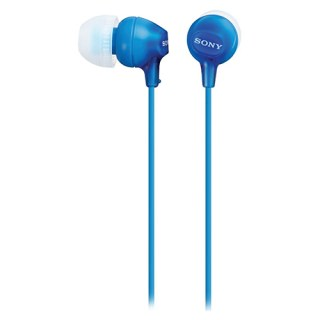 Фото - Sony MDR-EX15LPL Headphone Blue (US)