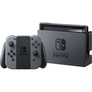 Фото - Nintendo Switch Grey (US)