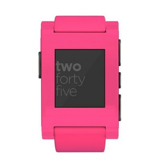 Pebble Smartwatch Classic Pink (US)