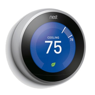 Фото - Nest Thermostat Pro Silver (US)