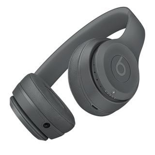Beats Solo 3 Wireless Headphones Asphalt Grey (US)