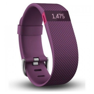 Фото - Fitbit Charge HR Small Size Fitness Tracker Plum (US)
