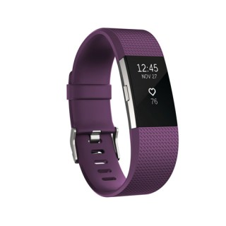 Фото - Fitbit Charge 2 (Plum)