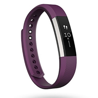 Фото - Fitbit Alta HR Small Plum