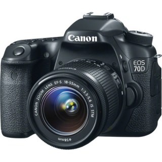 Фото - Canon EOS 70D Kit (18-55 STM) (US)