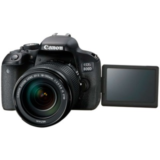 Фото - Canon EOS 800D kit (18-135mm STM) (US)