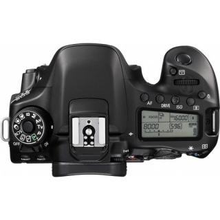 Canon EOS 80D Body (US)