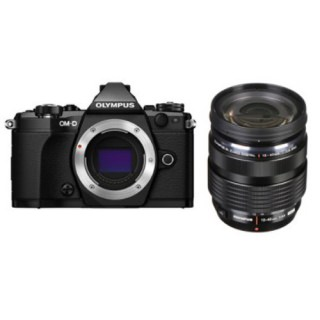 Фото - Olympus OM-D E-M5 Mark II kit (12-40mm) Black (US)