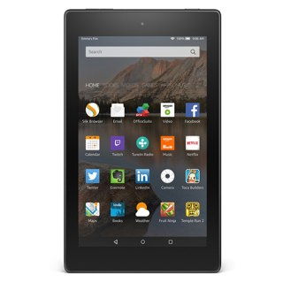 Amazon Kindle Fire HD 8 32GB Red (US)