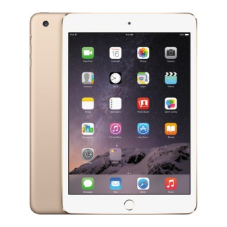 Фото - Apple iPad Mini 3rd Gen 7.9in Retina Display 64GB Gold (US)