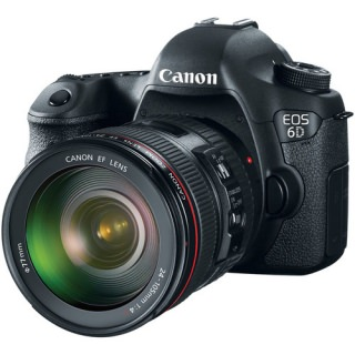 Фото - Canon EOS 6D Kit (24-105mm f/4L IS USM) US