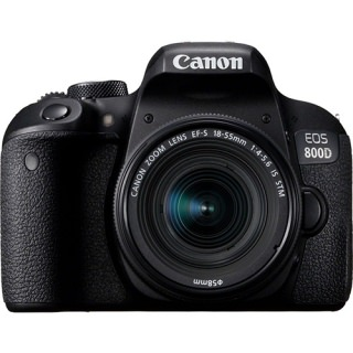 Фото - Canon EOS 800D Kit (18-55mm STM) US