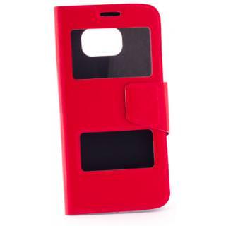 Samsung Galaxy S6 с TPU креплением Red