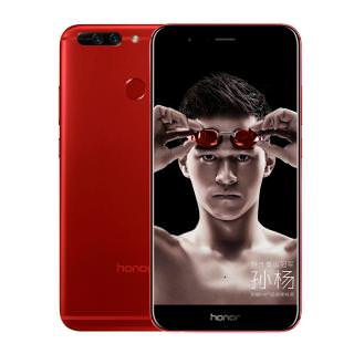 Фото - HUAWEI Honor V9 6/64GB Red