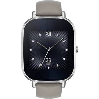 Фото - ASUS ZenWatch 2 Stainless Steel WI502Q - (Silver/Khaki Leather)