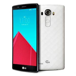 Фото - LG H815 G4 Genuine Leather White C