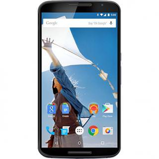 Фото - MOTOROLA Nexus 6 64GB Black (Refurbished)