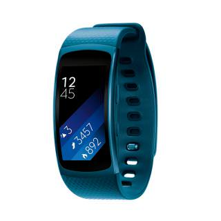 Фото - Samsung Gear Fit2 (Blue) Refurbished